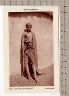 Drapé Dans Sa Dignité ! - Mission Suisse Romande (1925) - Cartes Postales