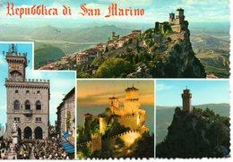 BELLISSIMA CARTOLINA SAN MARINO E826 - San Marino