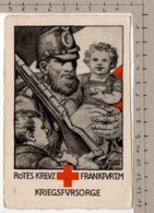 Rotes Kreuz Frankfurt (1917) - Croix-Rouge