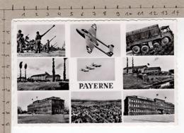 Payerne - Caserne / De Havilland Venom-Vampire - Casernes