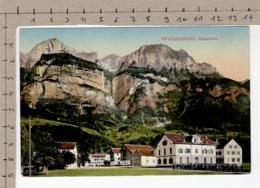 Wallenstadt - Kasernen (1912) - Casernes