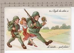 La Marche... Quel Plaisir ! Au S'Dipple Cha Schön Si (1939) - Humoristiques
