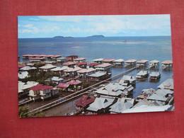 KAMPONG AYER  JESSELTON TOWN NORTH BORNEO    Ref 3275 - Indonesia