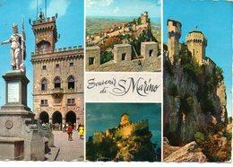 BELLISSIMA CARTOLINA SAN MARINO E827 - San Marino