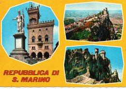 BELLISSIMA CARTOLINA SAN MARINO E830 - San Marino