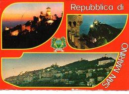 BELLISSIMA CARTOLINA SAN MARINO E831 - San Marino