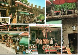 BELLISSIMA CARTOLINA SAN MARINO E832 - San Marino