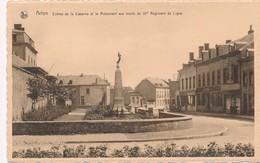 CPA - Belgique - Arlon - Entrée De La Caserne - Aarlen