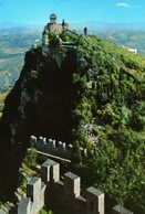 BELLISSIMA CARTOLINA SAN MARINO E837 - San Marino