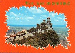 BELLISSIMA CARTOLINA SAN MARINO E838 - San Marino