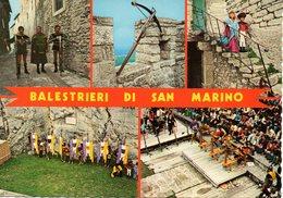 BELLISSIMA CARTOLINA SAN MARINO E839 - San Marino