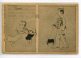 ILLUSTRATEUR Benjamin RABIER No 3 Collection De La Jeunesse Illustrée Enfant Et Chien Homme Et Chien    D06 2019 - Rabier, B.