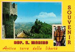 BELLISSIMA CARTOLINA SAN MARINO E840 - San Marino