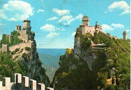 BELLISSIMA CARTOLINA SAN MARINO E842 - San Marino