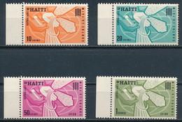 °°° HAITI - Y&T N°503/4 + 272/73 PA - 1963 MNH °°° - Haiti