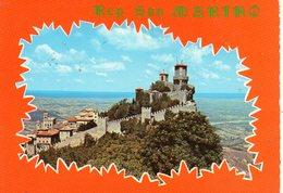 BELLISSIMA CARTOLINA SAN MARINO E845 - San Marino