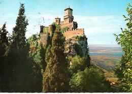 BELLISSIMA CARTOLINA SAN MARINO E847 - San Marino