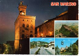 BELLISSIMA CARTOLINA SAN MARINO E848 - San Marino