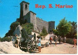 BELLISSIMA CARTOLINA SAN MARINO E849 - San Marino
