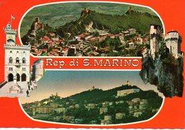 BELLISSIMA CARTOLINA SAN MARINO E850 - San Marino