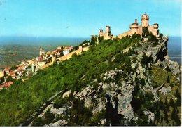 BELLISSIMA CARTOLINA SAN MARINO E851 - San Marino