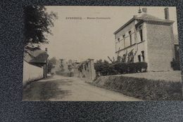 Everbeek Everbecq Cpa Pk Maison Communale - Brakel