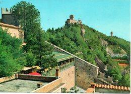 BELLISSIMA CARTOLINA SAN MARINO E853 - San Marino