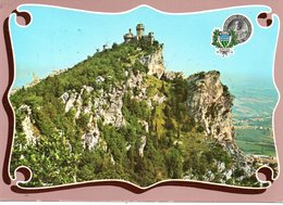 BELLISSIMA CARTOLINA SAN MARINO E854 - San Marino