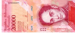 Venezuela P.99  20000   Bolivares 13-12-2017 Unc - Venezuela