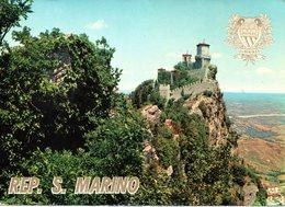 BELLISSIMA CARTOLINA SAN MARINO E855 - San Marino
