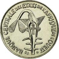 Monnaie, West African States, 50 Francs, 2002, Paris, SUP, Copper-nickel, KM:6 - Elfenbeinküste