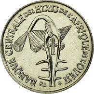 Monnaie, West African States, 50 Francs, 2002, Paris, SUP, Copper-nickel, KM:6 - Ivory Coast