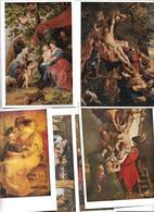 3010z: 5 AKs Peter Paul Rubens, Ungelaufen - Illustrators & Photographers