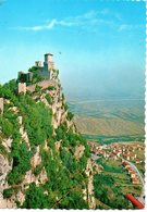 BELLISSIMA CARTOLINA SAN MARINO E856 - San Marino