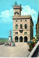 BELLISSIMA CARTOLINA SAN MARINO E858 - San Marino