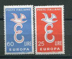 Italia (1958) - Europa Cept ** - Europa-CEPT