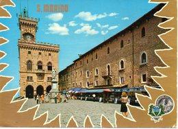 BELLISSIMA CARTOLINA SAN MARINO E860 - San Marino