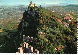 BELLISSIMA CARTOLINA SAN MARINO E861 - San Marino