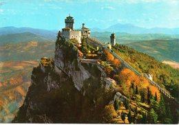 BELLISSIMA CARTOLINA SAN MARINO E865 - San Marino