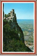 BELLISSIMA CARTOLINA SAN MARINO E866 - San Marino