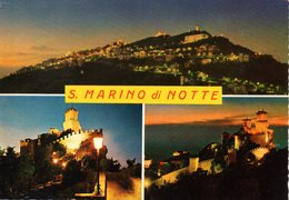 BELLISSIMA CARTOLINA SAN MARINO E868 - San Marino