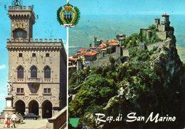 BELLISSIMA CARTOLINA SAN MARINO E871 - San Marino