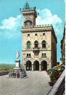 BELLISSIMA CARTOLINA SAN MARINO E872 - San Marino