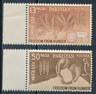 °°° PAKISTAN - Y&T N°174/75 - 1963 MNH °°° - Pakistan