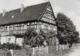 AK 0213 Ernsee ( Gera ) - Fachwerkhaus / Ostalgie , DDR Um 1969 - Gera