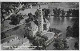 """AK 0212  Reinharz Bei Bad Schmiedeberg - SV-Genesungsheim """" Freundschaft """" / Ostalgie , DDR Um 1958 - Bad Schmiedeberg"""