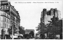 NEUILLY SUR SEINE PLACE PARMENTIER RUE DE CHARTRES TBE - Neuilly Sur Seine