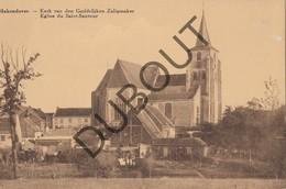 Postkaart-Carte Postale Tienen HAKENDOVER De Kerk (o644) - Tienen