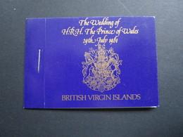 BKL347 - British Virgin Islands - 1981 - Mich. 2x408-410 - 4.40 - British Virgin Islands