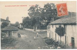 MANONCOURT EN VERMOIS - Le Château - France